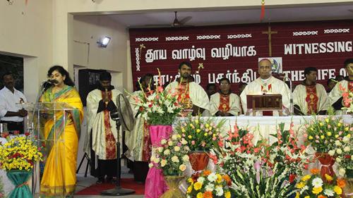 OFM Franciscan India - Feast of St. Sebastian, Madhavaram, Chennai