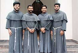 OFM Franciscan India - Francis and the Journey - Call to Inner Personal Journey