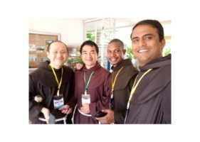 OFM Franciscan India - Asian Young Friars Gathering, Manila, Philippines