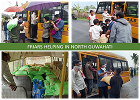 OFM Franciscan India - COVID-19 Relief Work in Nesakkaram SEEDS