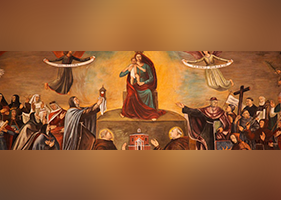 OFM Franciscan India - THE ONES WHO ARE MOST REMEMBERED AND WHOSE VIRTUES WILL NEVER BE FORGOTTEN | HOMILY FOR THE FEAST OF ALL SAINTS OF THE SERAPHIC ORDER