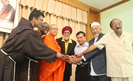 OFM Franciscan India - SOUTH ASIAN FRANCISCANS COMMITTED TO INTERRELIGIOUS HARMONY, CARE OF CREATION AND FOR THE MARGINALISED