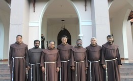 OFM Franciscan India - The New Provincial Definitory