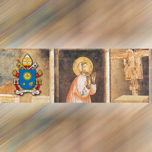 """OFM Franciscan India - LETTER BY POPE FRANCIS FOR THE EVENT """"ECONOMY OF FRANCESCO"""" IN ASSISI"""
