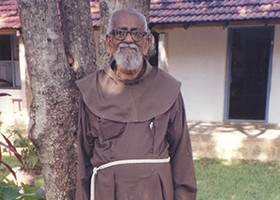 OFM Franciscan India - Mission Sunday Tribute to Briar Marianus at Ramakuppam
